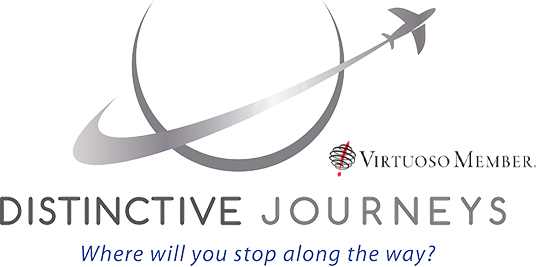 Distinctive Journeys Logo