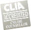CLIA Accredited Cruise Counselor Logo